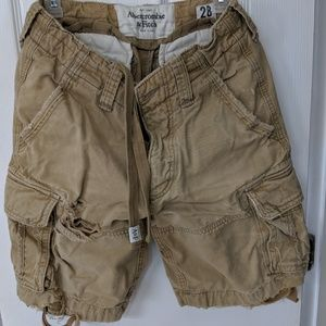 Abercrombie & Fitch men's shorts